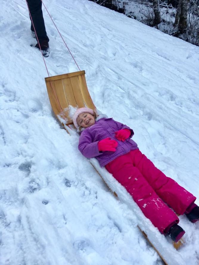 Cordelia sled
