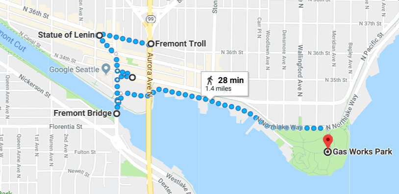 freemont map