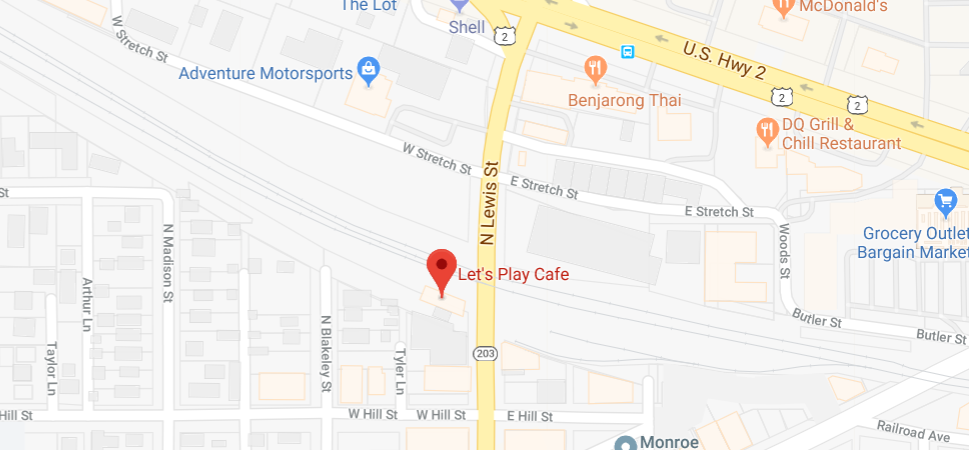 1lets play cafe map